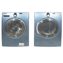 Samsung 27'' Stackable Laundry Pair Duos laveuse-sécheuse superposable DV218AEB XAC and WF218ANB XAC Gris