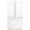 GE 33' French Door Réfrigérateurs PFRF2MBXA WW Blanc