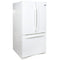 GE 33' French Door Réfrigérateurs PFRF2MBXA WW Blanc (1)