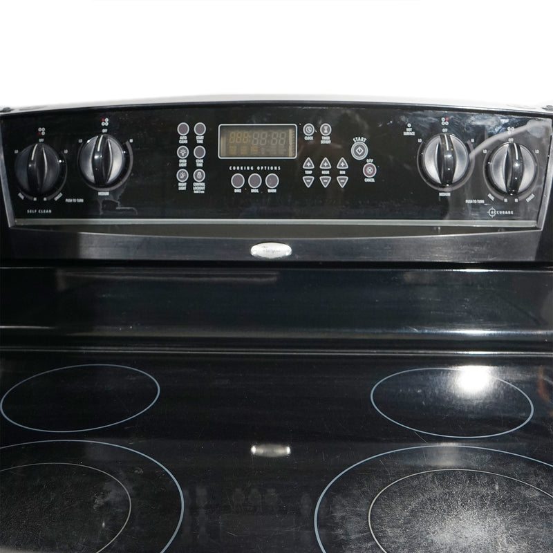 Whirlpool 33' Kitchen Sets Ensembles de cuisine XERP4120SB and GR2SHWXPB02 Noir (3)