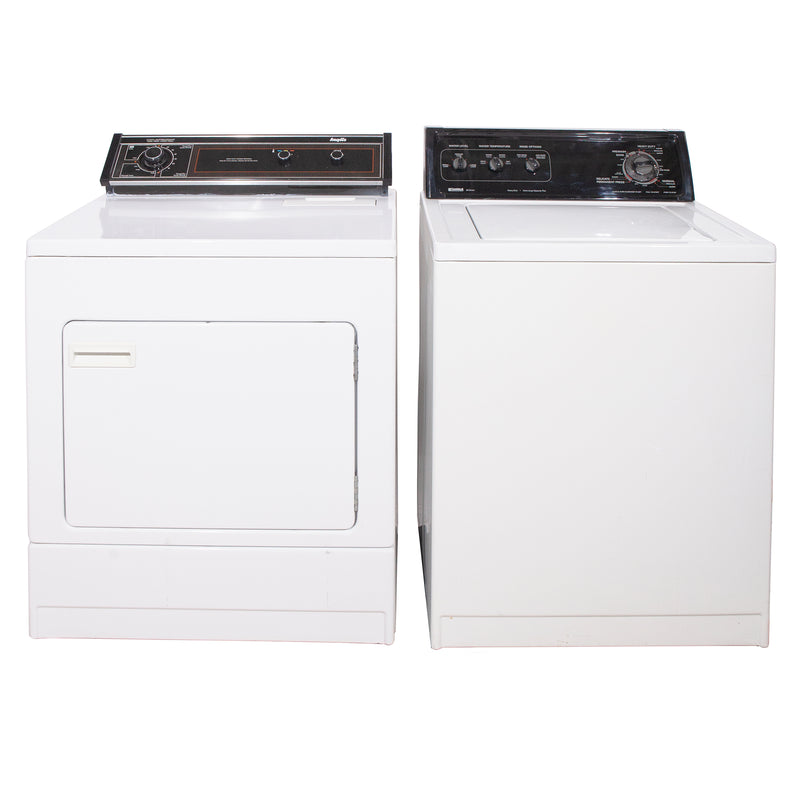 Kenmore 27' and 29' Laundry Pair Duos de lessive 110.4746192 and X085500