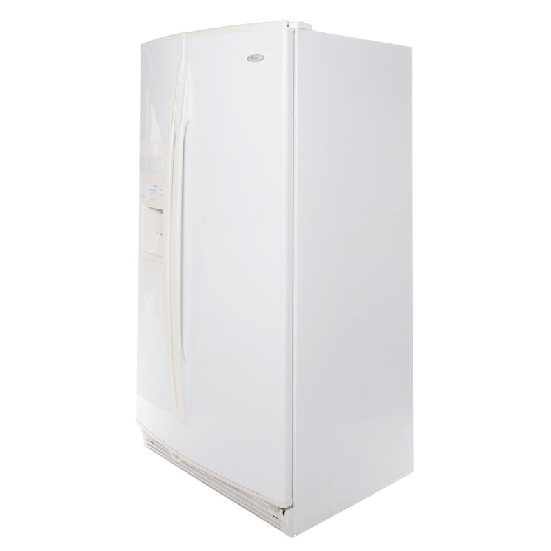 Whirlpool 36.5' Gold Réfrigérateurs GS6SHEXN000 Blanc (2)