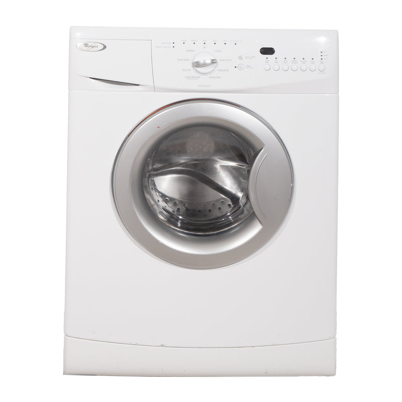Whirlpool 24' Laveuses à chargement frontal WFC7500VW2 Blanc
