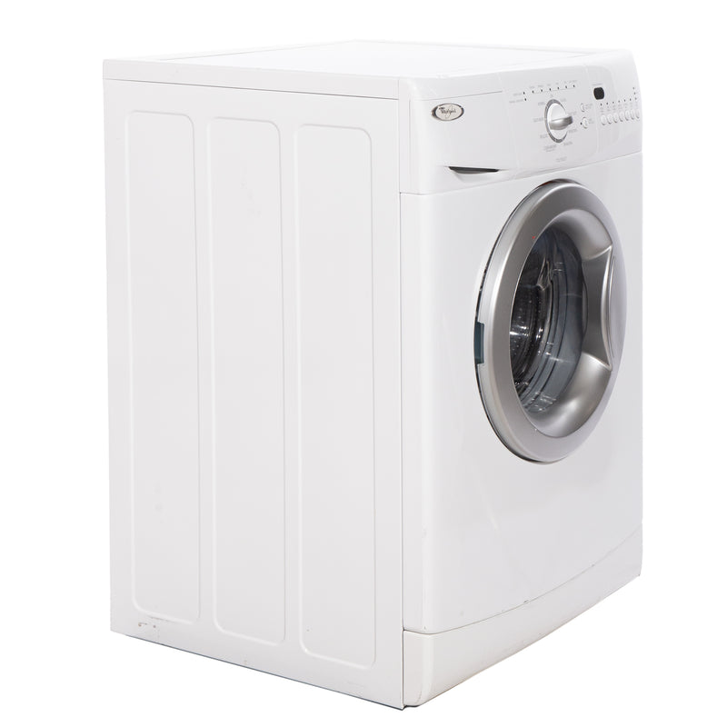 Whirlpool 24' Laveuses à chargement frontal WFC7500VW2 Blanc (1)