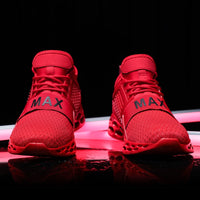 2020 New Outdoor Men Free Running for Men Jogging Walking Sports Shoes High-Quality Lace-Up Athietic Breathable Blade Sneakers