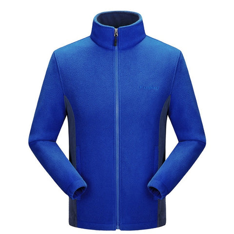 10xl 8xl 9xl 7xl 6xl Men's Fleece Jacket Large Size Big and Tall Men Clothing Jacket Liner Autumn Spring Cardigan Plus Coat Male