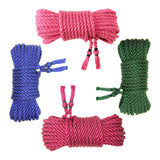 Chroma Green 8 jute rope (8m x 5-pack)