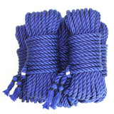 Chroma Blue 8 jute rope (8m x 5-pack)