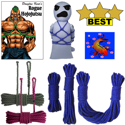 Hojojutsu Everything-You-Need Pack