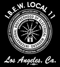 Load image into Gallery viewer, Classic IBEW Logo T-Shirt