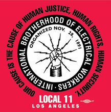 Load image into Gallery viewer, IBEW Declaration T-Shirt