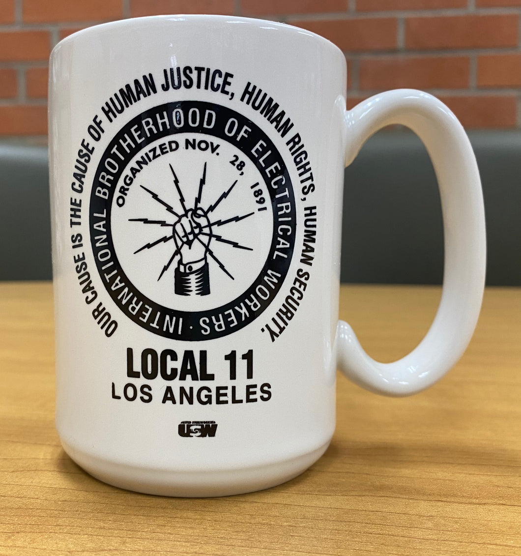IBEW Declaration Coffee Mug