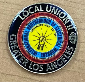 Founder Series Challenge Coin: Henry Miller / J.T. Kelly (1 of 5)