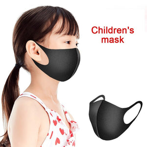 Anti Haze Anti-dust Mask Activated Carbon Mask Filter Respirator Washable Reusable Masks Cotton Unisex Mouth Muffle Accessories