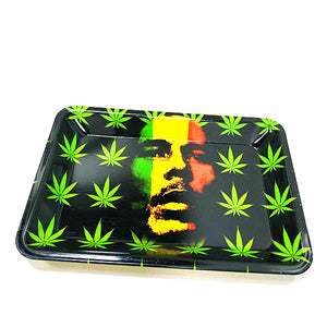 Roll Tray Storage Plate Discs Raw Roll Paper Smoking Pipe Smoke  Weed Accessories Herb Grinder Hookah Chicha