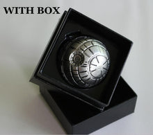 Load image into Gallery viewer, 3 Layers Zinc Alloy Star Wars Death Star Grinder   Herb Tobacco Crusher Grinder Cigarettes Accessories Hand Muller hookah