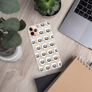Ugly Face Meme iPhone Case