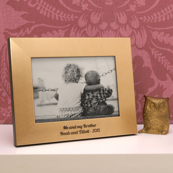 Personalised Loved Ones Photo Frame