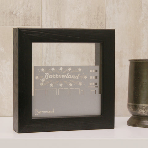 Glasgow - Barrowland Mini Wall Art