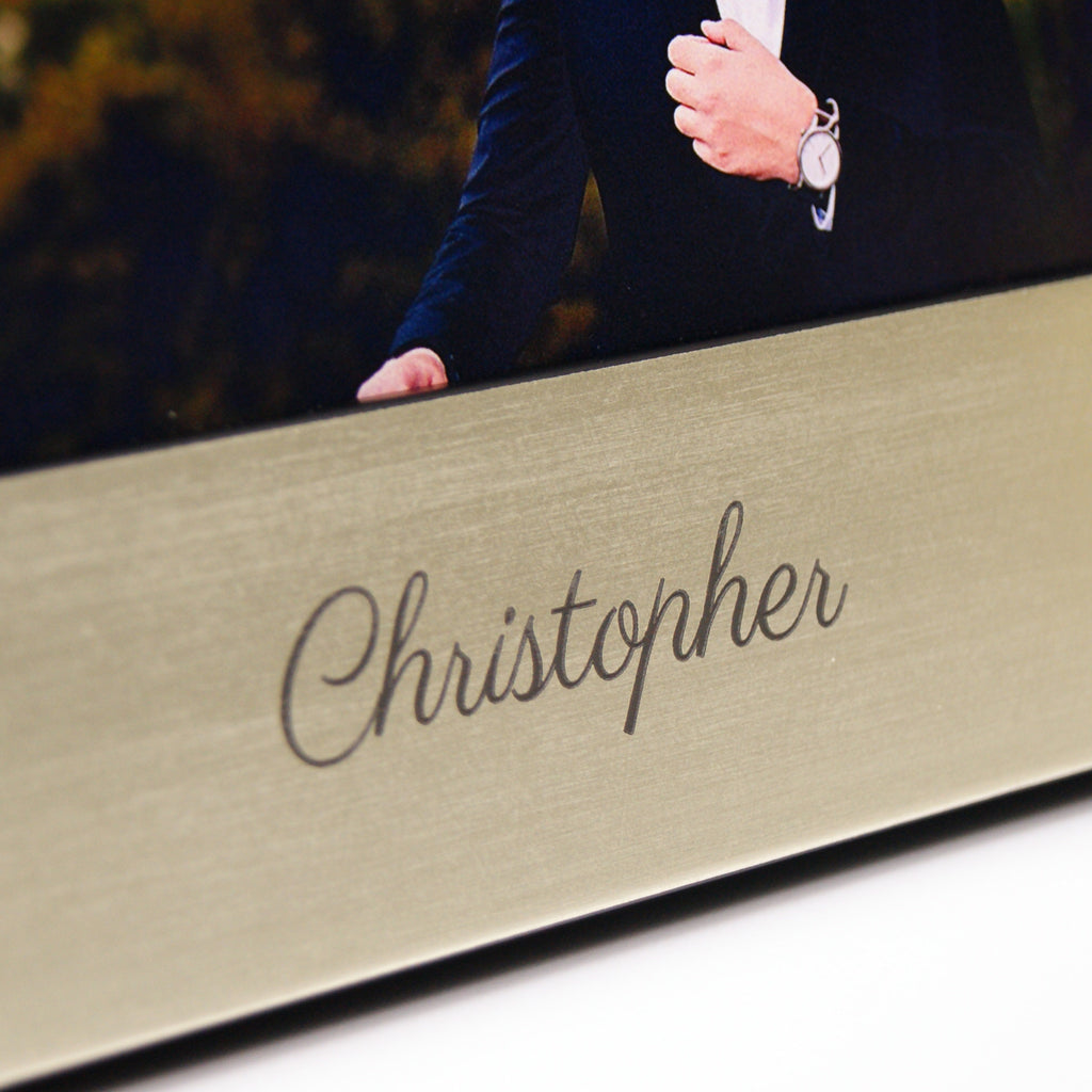 Personalised Best Man Photo Frame