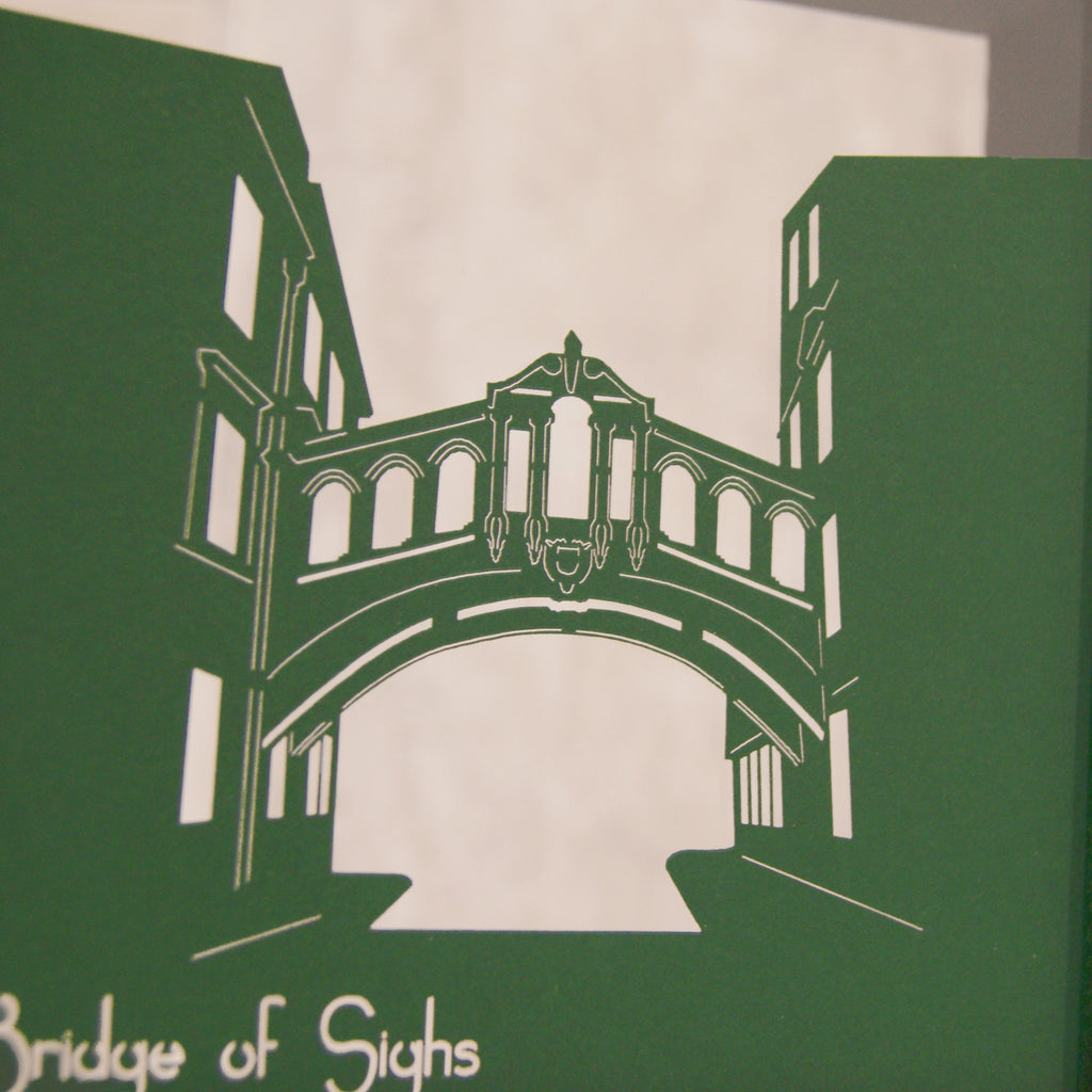 Oxford - Bridge of Sighs Mini Wall Art