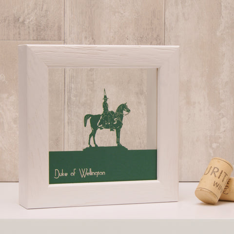Glasgow - Duke of Wellington Mini Wall Art