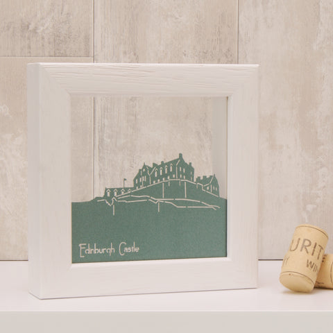 Edinburgh Castle Mini Wall Art