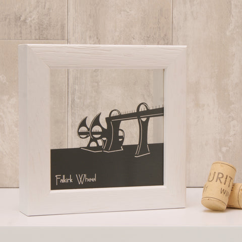 Falkirk Wheel Mini Wall Art