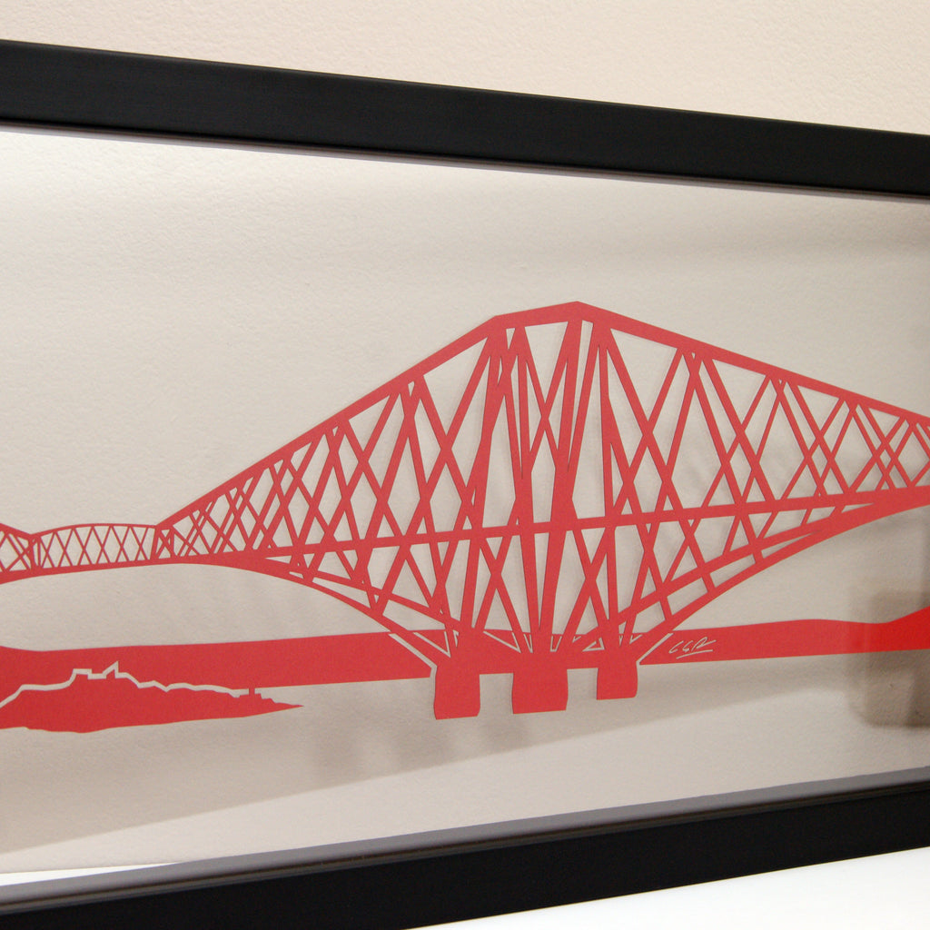 Forth Rail Bridge Wall Art
