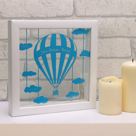 Baby Balloon in Tabriz Blue