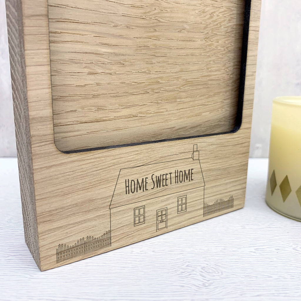 Wooden Cottage Photo Block