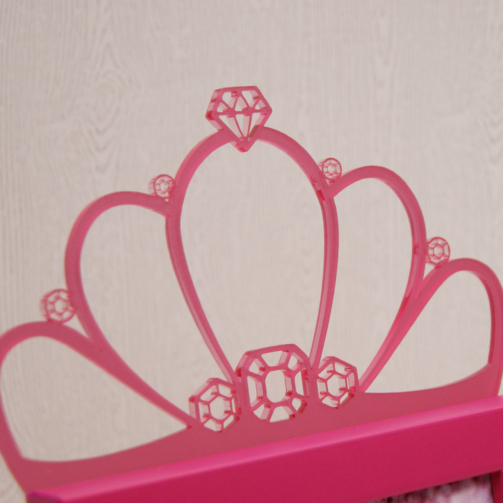 'Little Princess' Mini Frame in Pink