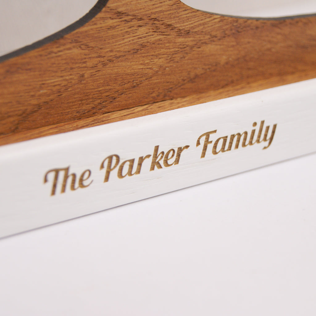 Personalised Frame Engraving
