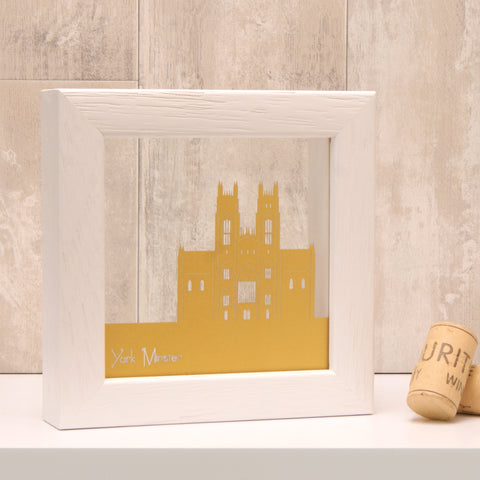 York Minster Mini Wall Art