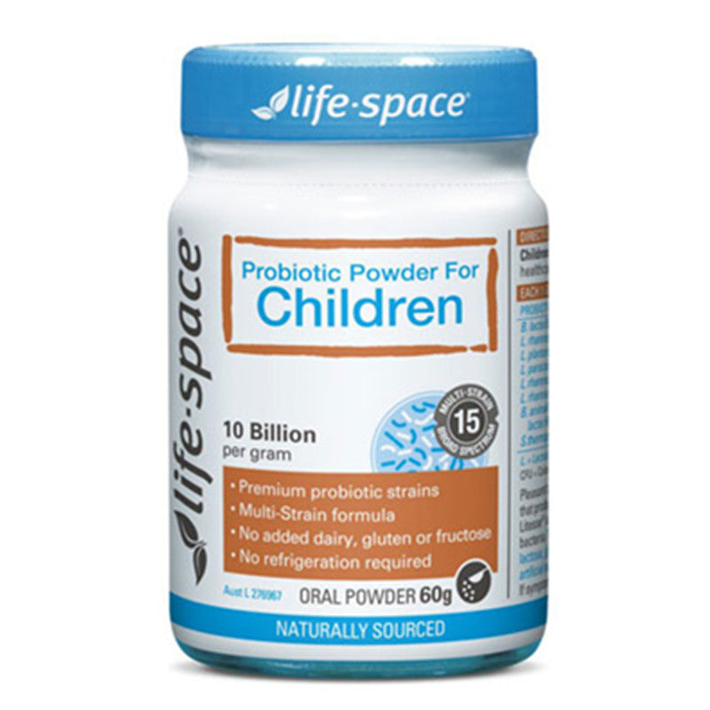 Life Space Probiotic For Children 60g Powder