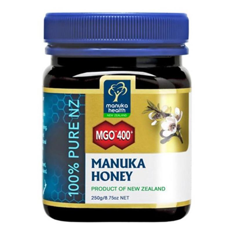 Manuka Health MGO 400+ Manuka Honey 250g