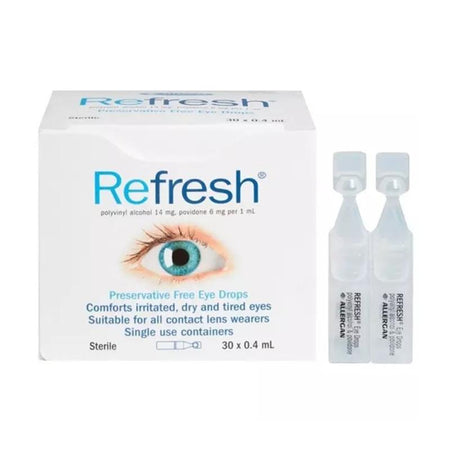 Refresh Eye Drops 0.4mlx30