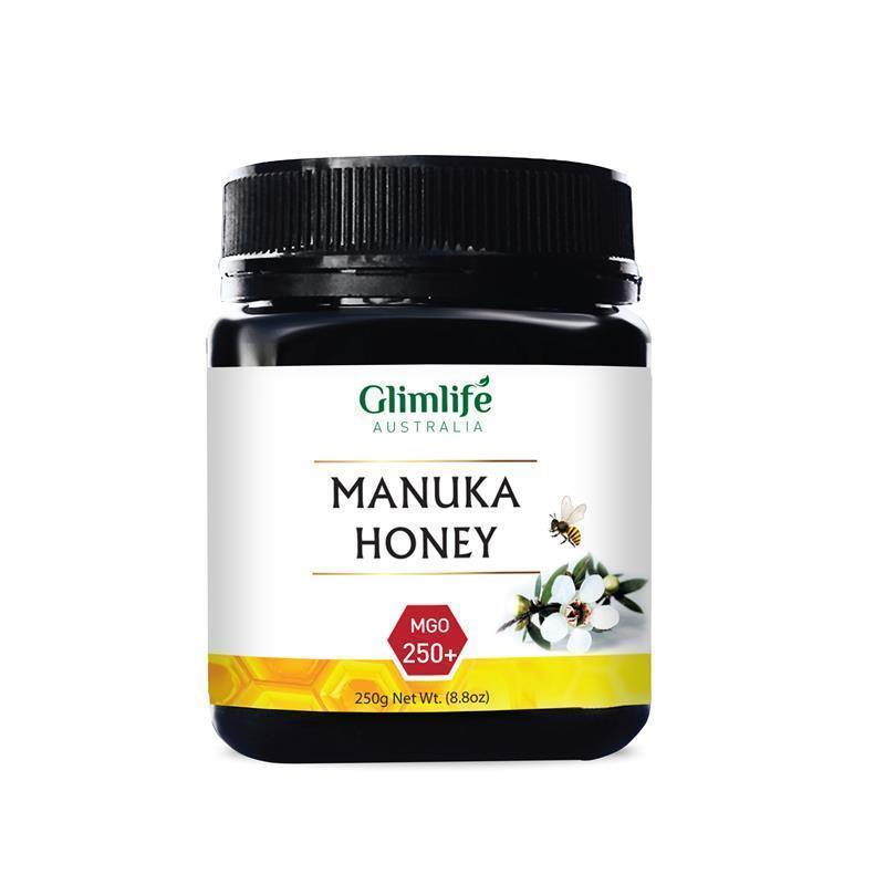 Glimlife MGO 250+ Manuka Honey 250g
