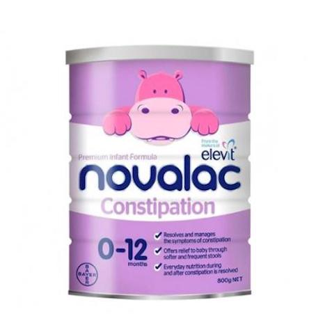 Novalac Anti Constipation 0-12 months 800g