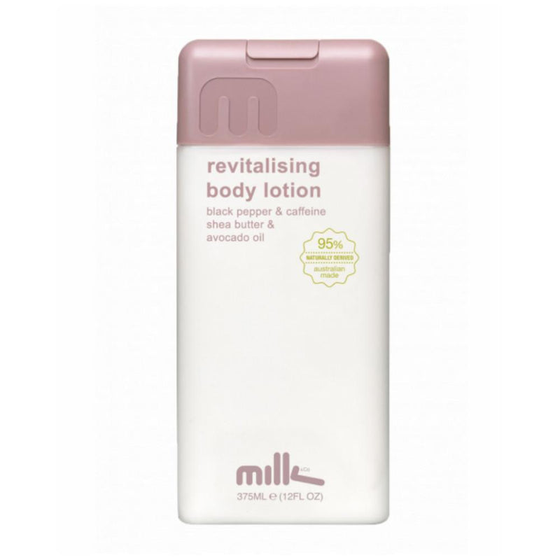 Milk & Co Revitalising Body Wash 375ml
