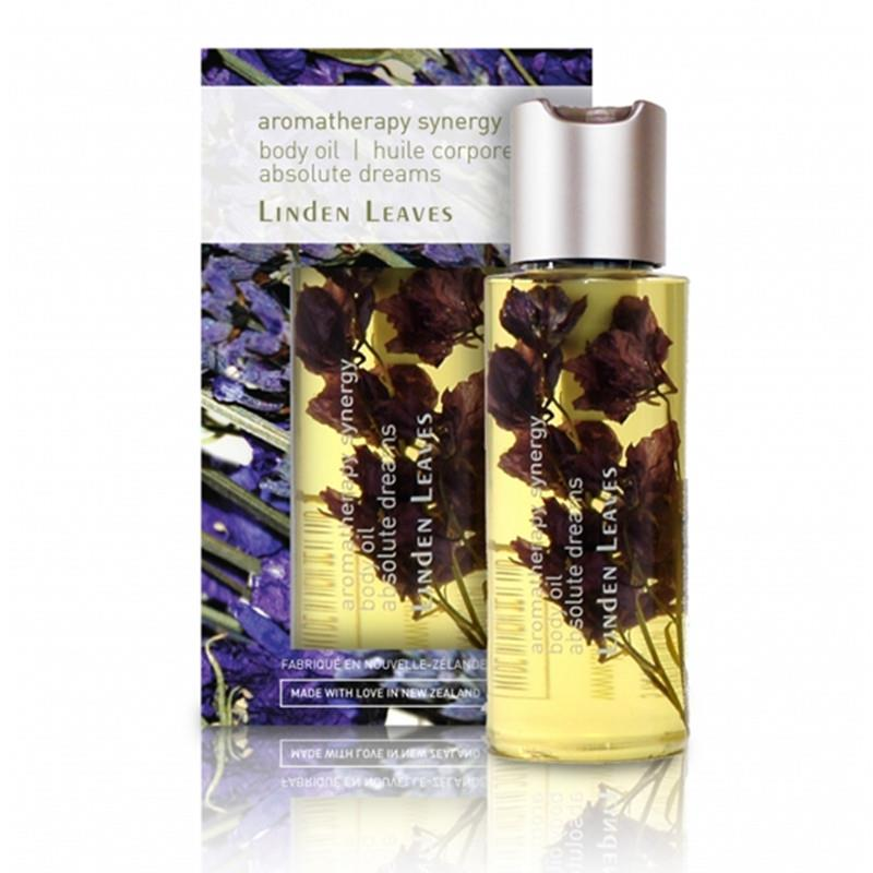 Linden Leaves Absolute Dreams Lavender Body Oil  60mL