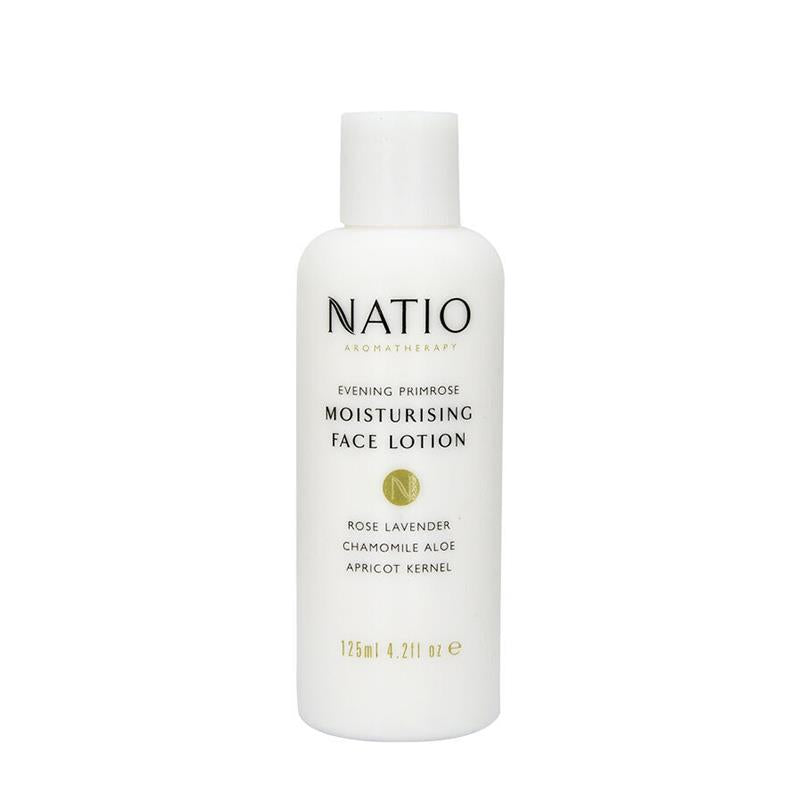 Natio Evening Primrose Moisturising Face Lotion 125ml