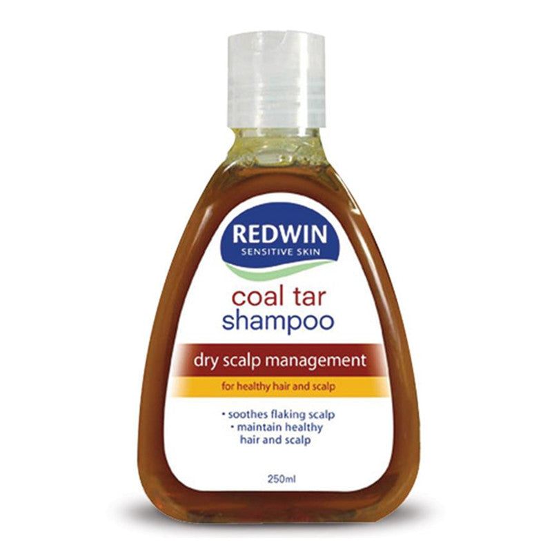 Redwin Coal Tar Shampoo 250 mL