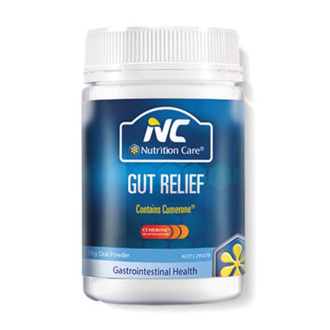 Nutrition Care Gut Relief For Intestinal Health 150g Oral Powder