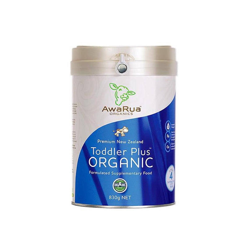 AwaRua Organic Toddler Plus Powder 830g