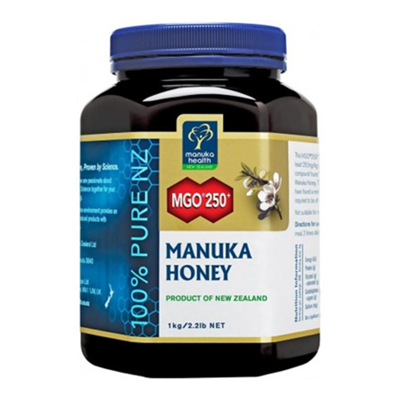 Manuka Health MGO 250+ Manuka Honey 250g