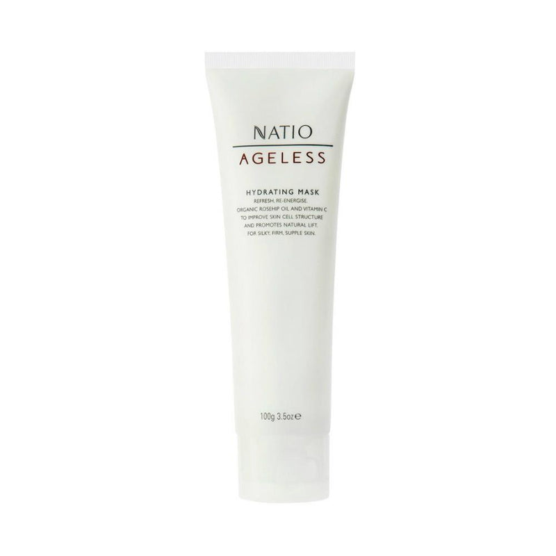Natio Ageless Hydrating Mask For All Skin Types 100g