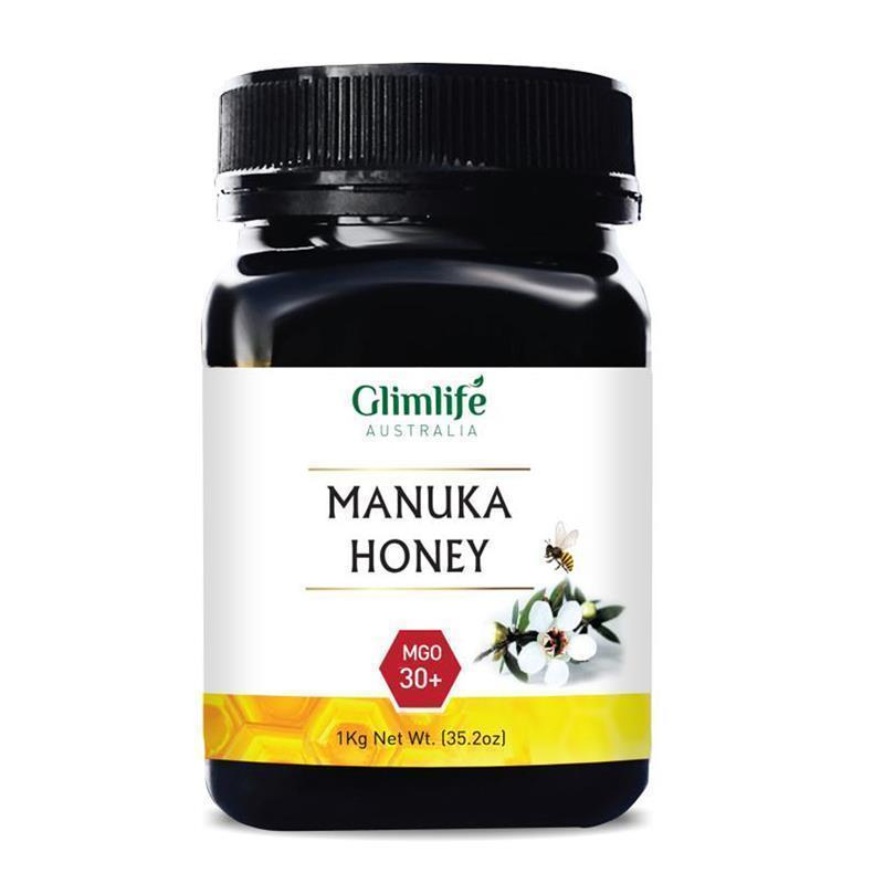 Glimlife MGO 30+ Manuka Honey 1Kg