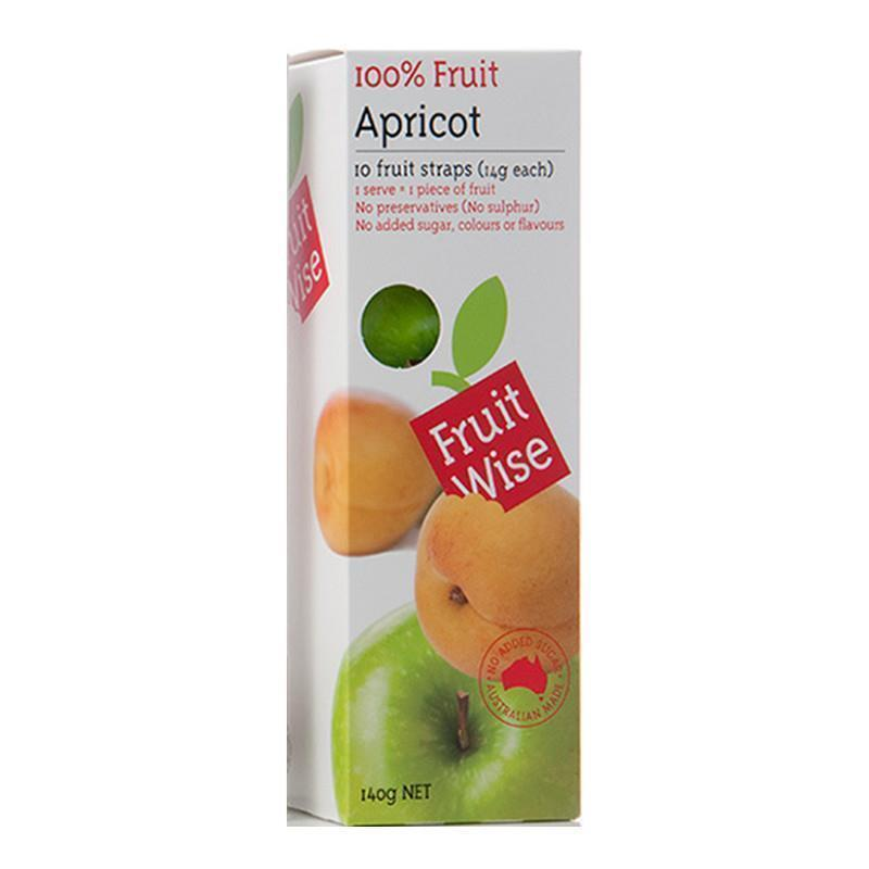 Fruit Wise 100% Fruit Apple& Apricot 140g