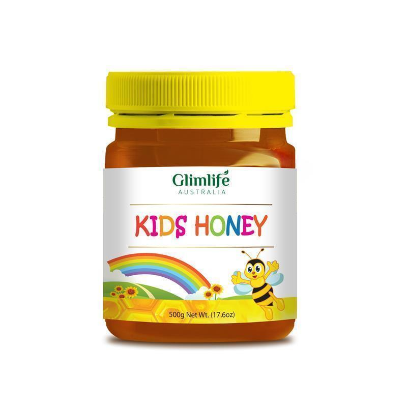 Glimlife Kids Honey 500g